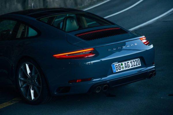 Porsche Mission making of